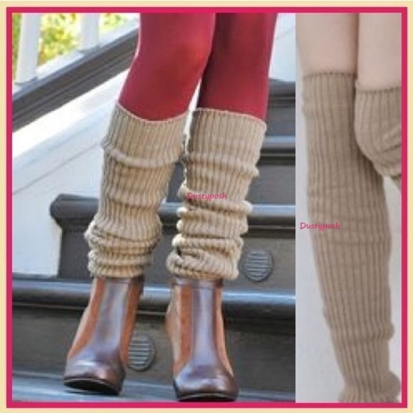 55e69ed1094 Long loose Over The Knee Boot Socks Thigh High OTK